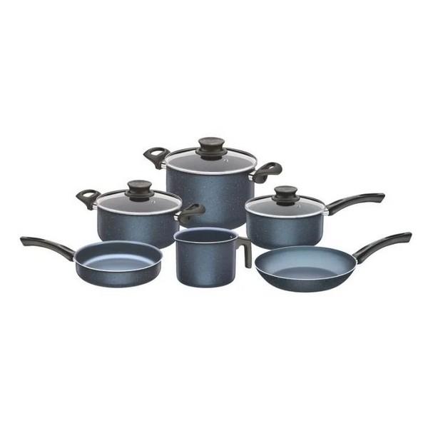 Tramontina 65280//310 Batterie de cuisine en acier inoxydable